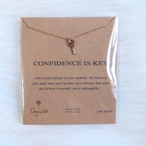 Jewelry - Dainty Confidence Is Key Necklace